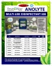 Anolyte 500 Multi-usage